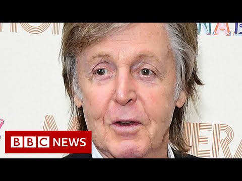 Paul McCartney says John Lennon split the Beatles - BBC News