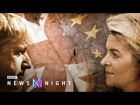NI Protocol: What can we expect from the EU's new proposals? - BBC Newsnight