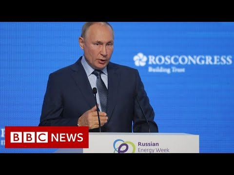 Russia denies weaponising energy amid Europe gas crisis – BBC News