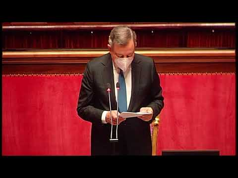 Il Presidente Draghi alla 7ª Conferenza dei Presidenti dei Parlamenti dei Paesi del G20