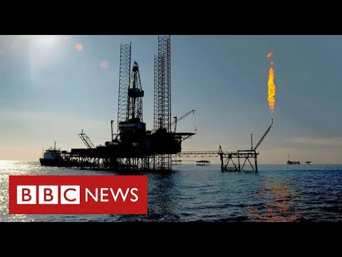 Russia accused of blackmailing Europe over gas supplies - BBC News