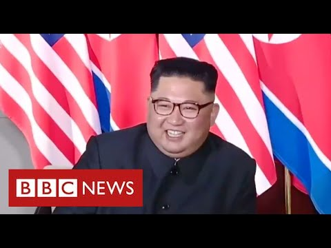 """Kim Jong-un """"will never give up nuclear weapons"""" says North Korean military defector – BBC News"""