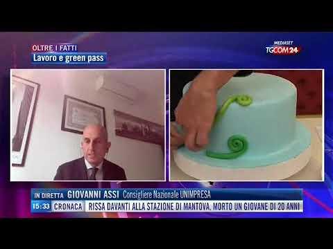 Giovanni Assi (Unimpresa) intervistato da TGCOM24 – OLTRE I FATTI  12.10.2021 – ore 15.30